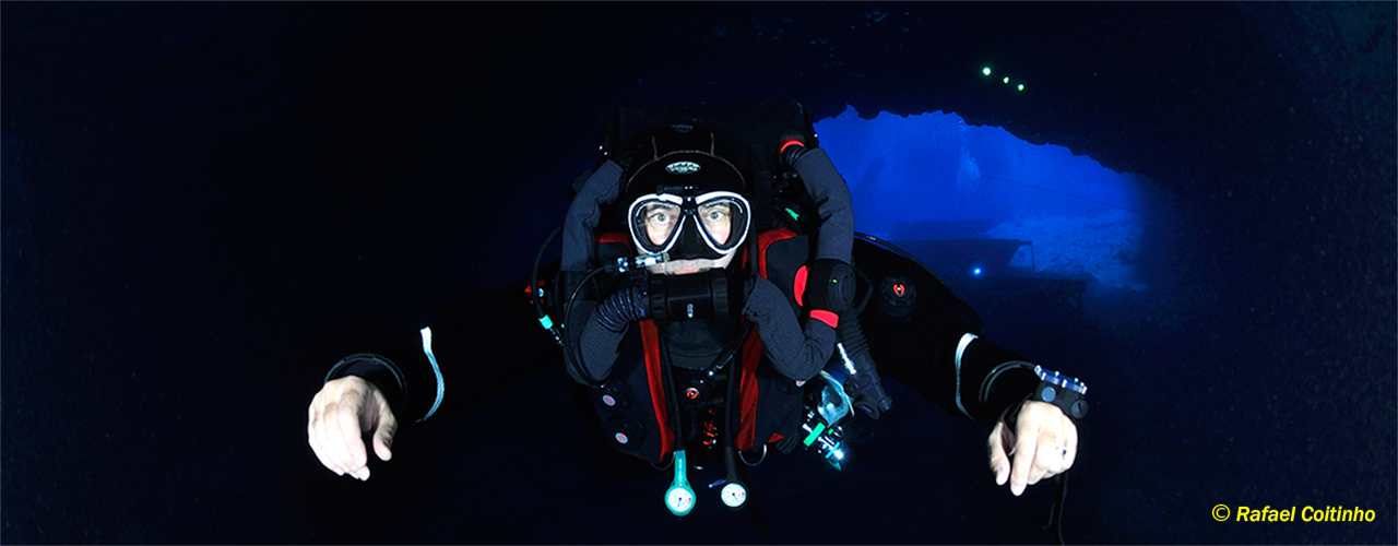 CCR Introductory Cave or Mine Diver